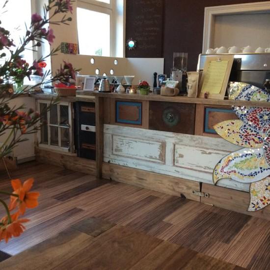 Tresenbau Cafe de Maria